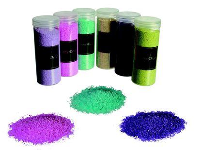 Obrázek Dekorační písek - fialový