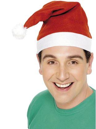 Obrázek Čepice Santa