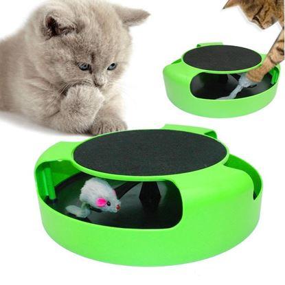"""Obrázek Hračka pro kočku ,,Chyť myšku"""""""""""