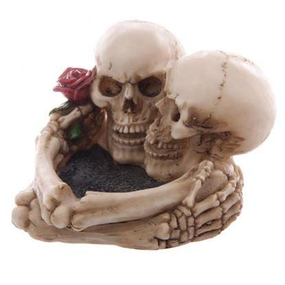 Obrázek Popelník - kostlivci