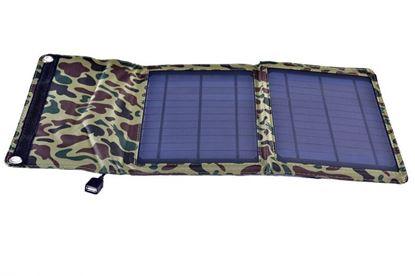 Obrázek Solární nabíječka 10w