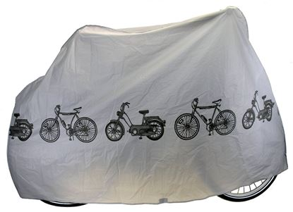 Obrázek Ochranný potah na kolo nebo motocykl