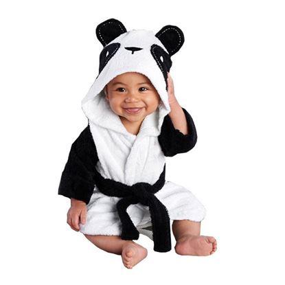 Obrázek Dětský župan - panda
