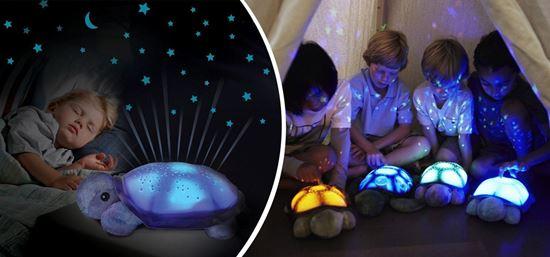 Obrázek z Noční želvička s USB napájením