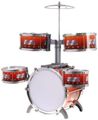 Obrázek Dětské bubny pro děti XL