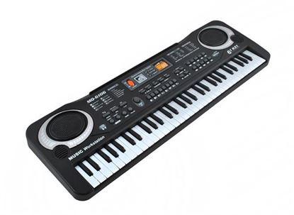 Obrázek Elektronické klávesy 61 kláves