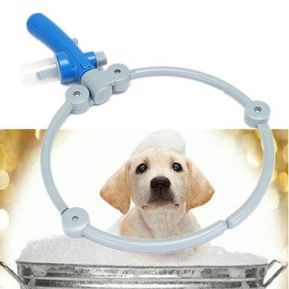 Obrázek Nastavitelná sprcha pro domácí mazlíčky