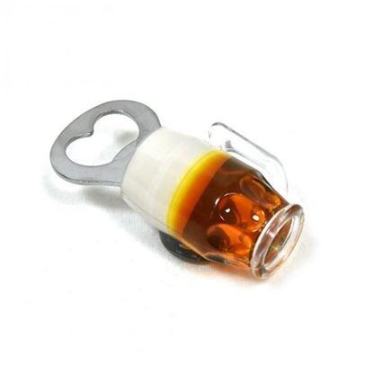 Obrázek Otvírák a magnetka v designu piva