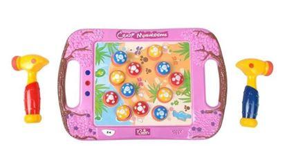 Obrázek Dětská hra Bláznivé houby
