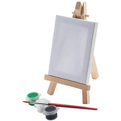 Obrázek Mini malířský stojan s příslušenstvím