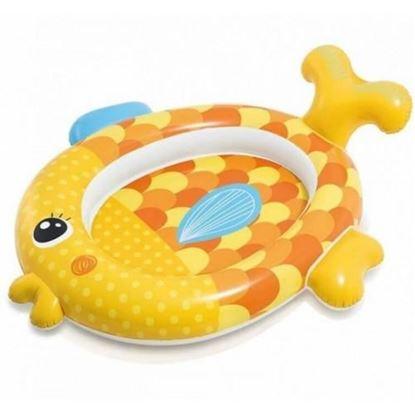 Obrázek Nafukovací bazén - Zlatá rybka