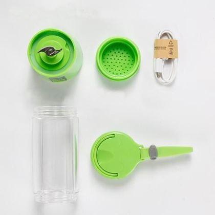 Obrázek z USB smoothie mixér - zelený
