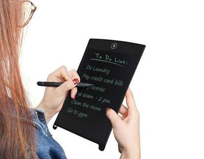 Obrázek LCD tabulka na vzkazy