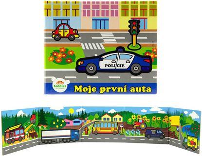 Obrázek Moje první knížka - dopravní prostředky