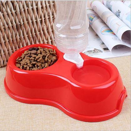 Obrázek z Miska pro mazlíčky - červená