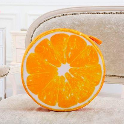 Obrázek Podsedák - pomeranč