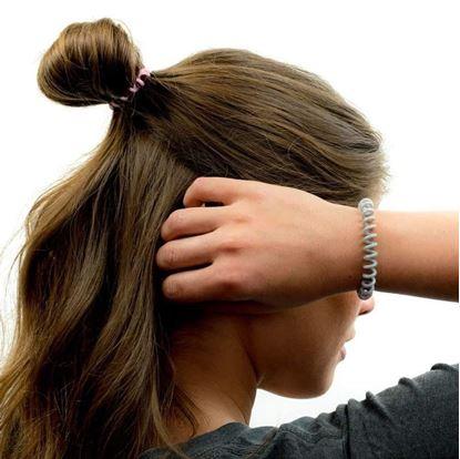 Obrázek Magická gumička do vlasů 5 ks