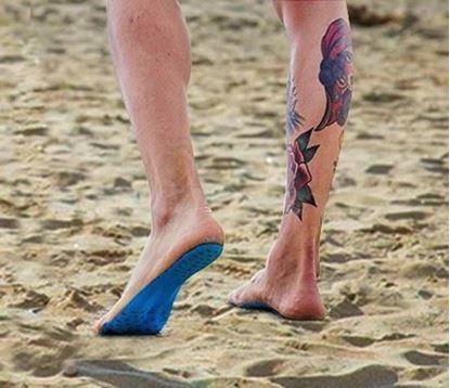 Obrázek Ochranné nálepky na chodidla - XL