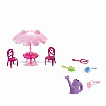 Obrázek z Pohádková zahrada - růžová